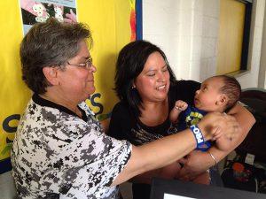 Hermana ministros de la madre y el niño