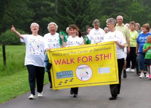 Sacred Heart Monastery - Walk for STH